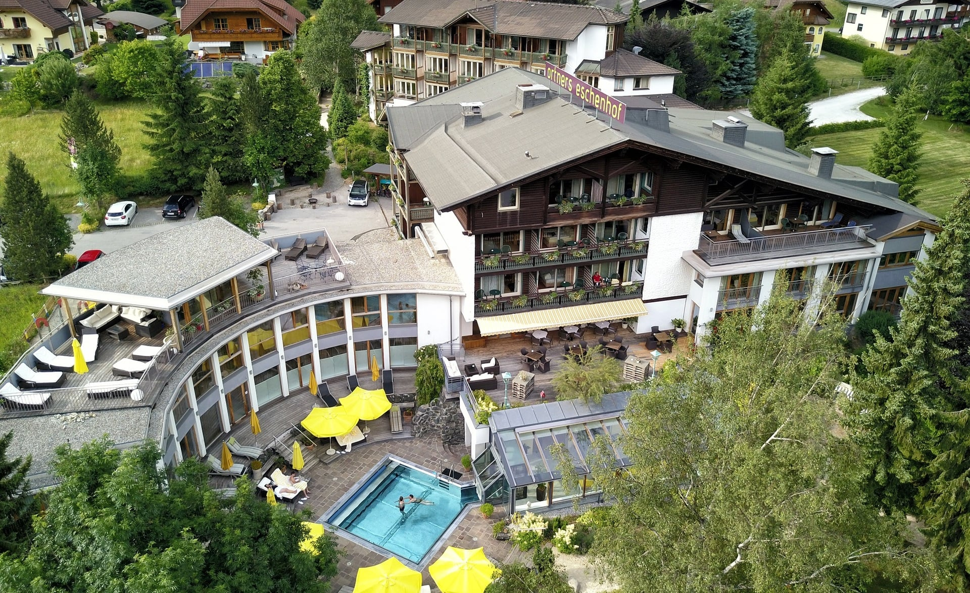 Feeling nature: My Hotel in Bad Kleinkirchheim in Carinthia